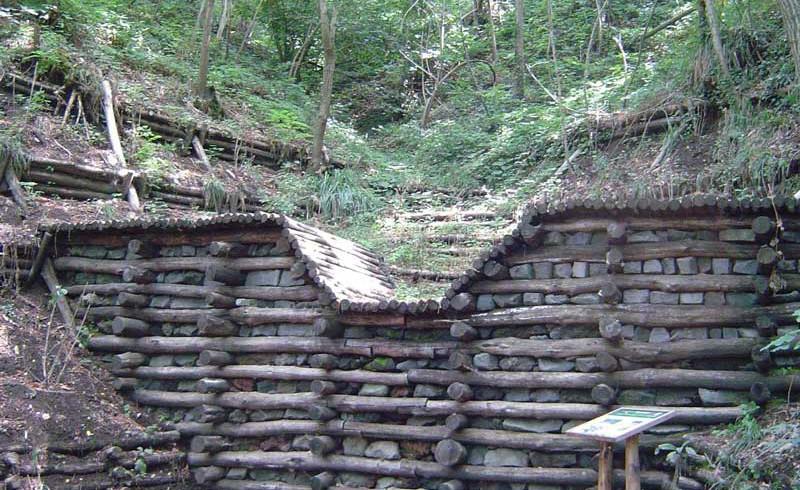 Barragem de Correcção Torrencial