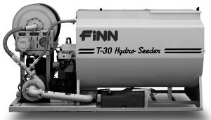 Hidrossemeador FINN T30